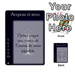 La compania del anillo - Multi-purpose Cards (Rectangle)