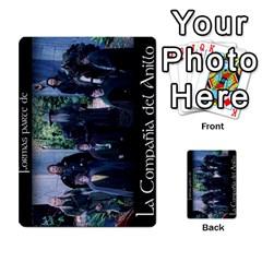 La Compania Del Anillo By Stratosdj   Multi Purpose Cards (rectangle)   8h0i15p7ln1f   Www Artscow Com Front 19