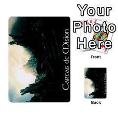 La Compania Del Anillo By Stratosdj   Multi Purpose Cards (rectangle)   8h0i15p7ln1f   Www Artscow Com Back 29