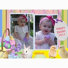 Easter Card 1 By Jason Miles   5  X 7  Photo Cards   Qyh9e0zl8kav   Www Artscow Com 7 x5 Photo Card - 9