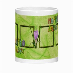Happy Easter Luminous Mug By Elena Petrova   Night Luminous Mug   X8tk48o0tuy9   Www Artscow Com Center