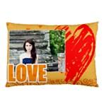 love - Pillow Case