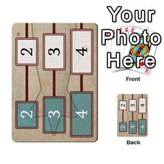 Aether Captains: Triad By Todd Sanders   Multi Purpose Cards (rectangle)   134qjtsxcrg8   Www Artscow Com Front 6