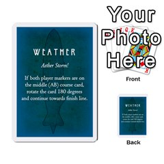 Aether Captains: Triad By Todd Sanders   Multi Purpose Cards (rectangle)   134qjtsxcrg8   Www Artscow Com Front 51