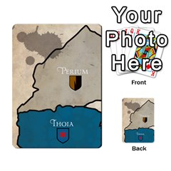 Aether Captains: Triad By Todd Sanders   Multi Purpose Cards (rectangle)   134qjtsxcrg8   Www Artscow Com Front 40