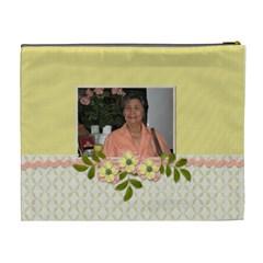 Cosmetic Bag (xl)  Mom By Jennyl   Cosmetic Bag (xl)   C2abd0pdh86b   Www Artscow Com Back
