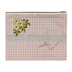 Cosmetic Bag (xl)  Happy Mother s Day By Jennyl   Cosmetic Bag (xl)   6x3kvdyyyu2o   Www Artscow Com Back