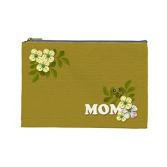 Cosmetic Bag (large)   Mom By Jennyl   Cosmetic Bag (large)   Zssnquc928p6   Www Artscow Com Front