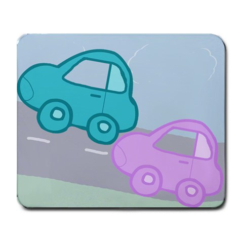 Car Mousepad By Add In Goodness And Kindness   Collage Mousepad   Yk0vt3i1gqfl   Www Artscow Com 9.25 x7.75 Mousepad - 1