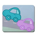 car mousepad - Collage Mousepad