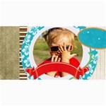 Lovely kids - 4  x 8  Photo Cards