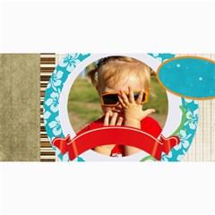 Lovely Kids By Joely   4  X 8  Photo Cards   Xcpns6xo7xj3   Www Artscow Com 8 x4 Photo Card - 9