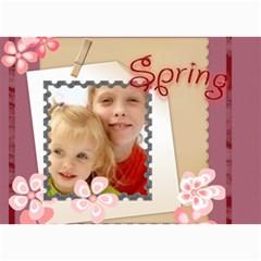 Spring By Joely   5  X 7  Photo Cards   Szsd91j6bk9k   Www Artscow Com 7 x5 Photo Card - 3