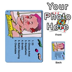Psl Male By Mike Waleke   Multi Purpose Cards (rectangle)   Pyymkprgm20w   Www Artscow Com Front 8