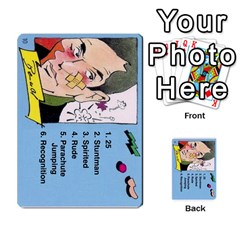 Psl Male By Mike Waleke   Multi Purpose Cards (rectangle)   Pyymkprgm20w   Www Artscow Com Front 10