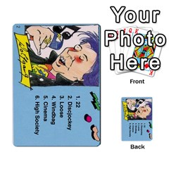 Psl Male By Mike Waleke   Multi Purpose Cards (rectangle)   Pyymkprgm20w   Www Artscow Com Front 2