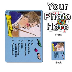 Psl Male By Mike Waleke   Multi Purpose Cards (rectangle)   Pyymkprgm20w   Www Artscow Com Front 12