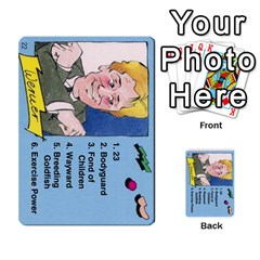 Psl Male By Mike Waleke   Multi Purpose Cards (rectangle)   Pyymkprgm20w   Www Artscow Com Front 22