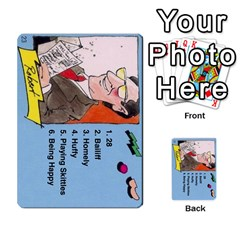 Psl Male By Mike Waleke   Multi Purpose Cards (rectangle)   Pyymkprgm20w   Www Artscow Com Front 23
