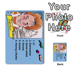 Psl Male By Mike Waleke   Multi Purpose Cards (rectangle)   Pyymkprgm20w   Www Artscow Com Front 27