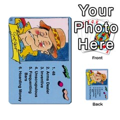 Psl Male By Mike Waleke   Multi Purpose Cards (rectangle)   Pyymkprgm20w   Www Artscow Com Front 28
