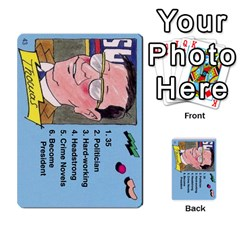 Psl Male By Mike Waleke   Multi Purpose Cards (rectangle)   Pyymkprgm20w   Www Artscow Com Front 43