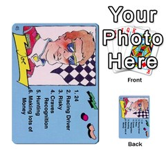 Psl Male By Mike Waleke   Multi Purpose Cards (rectangle)   Pyymkprgm20w   Www Artscow Com Front 45