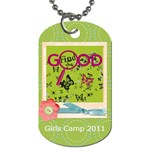 find the good - Dog Tag (One Side)