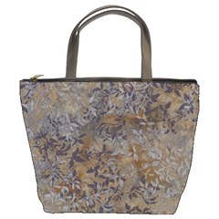 Batik Leaves Small Bucket Bag By Bags n Brellas   Bucket Bag   Npyzr0dbjulw   Www Artscow Com Front