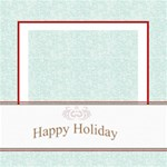 Happy Holiday - ScrapBook Page 12  x 12