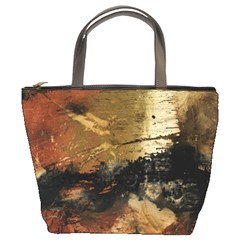 Paint Splotch2 Bucket Bag By Bags n Brellas   Bucket Bag   8pkwrnnto0kw   Www Artscow Com Front