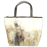 abstract3 bucket bag