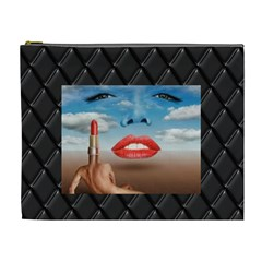 Beauty2 By Cheryl   Cosmetic Bag (xl)   P078xt6qouy5   Www Artscow Com Front