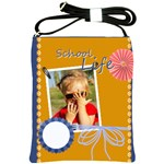 School life - Shoulder Sling Bag