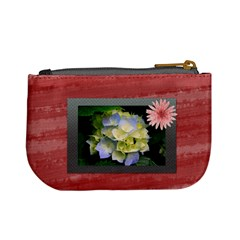 Flower Coins Bag By Clince   Mini Coin Purse   5hc9wl1uqagc   Www Artscow Com Back