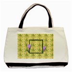 spring tote bag two sides - Basic Tote Bag (Two Sides)