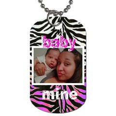 Cre By Sherry Kitchen   Dog Tag (two Sides)   Stpy3acss638   Www Artscow Com Back