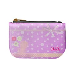 Pink By Ciara   Mini Coin Purse   07vyry4y65lc   Www Artscow Com Front