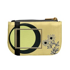 Sunflower Coin Purse By Daniela   Mini Coin Purse   N2js220qz9hk   Www Artscow Com Back