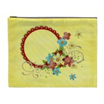 Flowers/Crazy Love-XL cosmetic Bag, template - Cosmetic Bag (XL)
