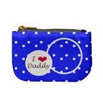 Love Daddy coin purse - Mini Coin Purse