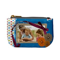 Family Coins  Bag By Joely   Mini Coin Purse   0jvazfb4c926   Www Artscow Com Front
