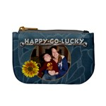 Happy Go \\Lucky Mini Coin Purse