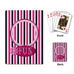 BWP Playing Cards 1 - Playing Cards Single Design