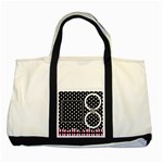 BWP Tote 1 - Two Tone Tote Bag