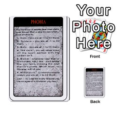 Warhammer Quest 3 By Kieren   Multi Purpose Cards (rectangle)   Ms3rzklkgu3t   Www Artscow Com Front 51