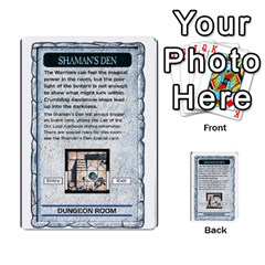 Warhammer Quest 3 By Kieren   Multi Purpose Cards (rectangle)   Ms3rzklkgu3t   Www Artscow Com Front 35