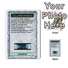 Warhammer Quest 3 By Kieren   Multi Purpose Cards (rectangle)   Ms3rzklkgu3t   Www Artscow Com Front 37