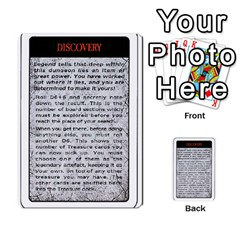 Warhammer Quest 3 By Kieren   Multi Purpose Cards (rectangle)   Ms3rzklkgu3t   Www Artscow Com Front 43