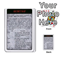 Warhammer Quest 3 By Kieren   Multi Purpose Cards (rectangle)   Ms3rzklkgu3t   Www Artscow Com Front 50